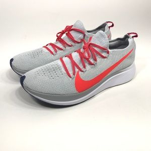 NIke Mens Zoom Flyknit Running Shoes 10.5 AA00111